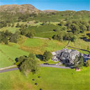 The Glaramara Hotel offers accommodation on the Cumbria Way