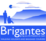 Brigantes offer Baggage Transfer and Organised Holidays on the Cumbria WAy