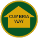 Cumbria Way Sign
