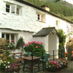 Millbeck Farm offers accommodation on the Cumbria Way at Great Langdale