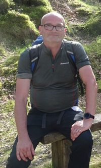 Me on the Cumbria Way © Jenny Whalley